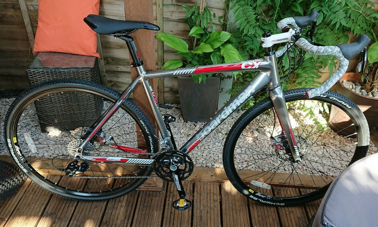 Boardman Cyclocross Bike Team CX Alloy and Carbon, superb condition