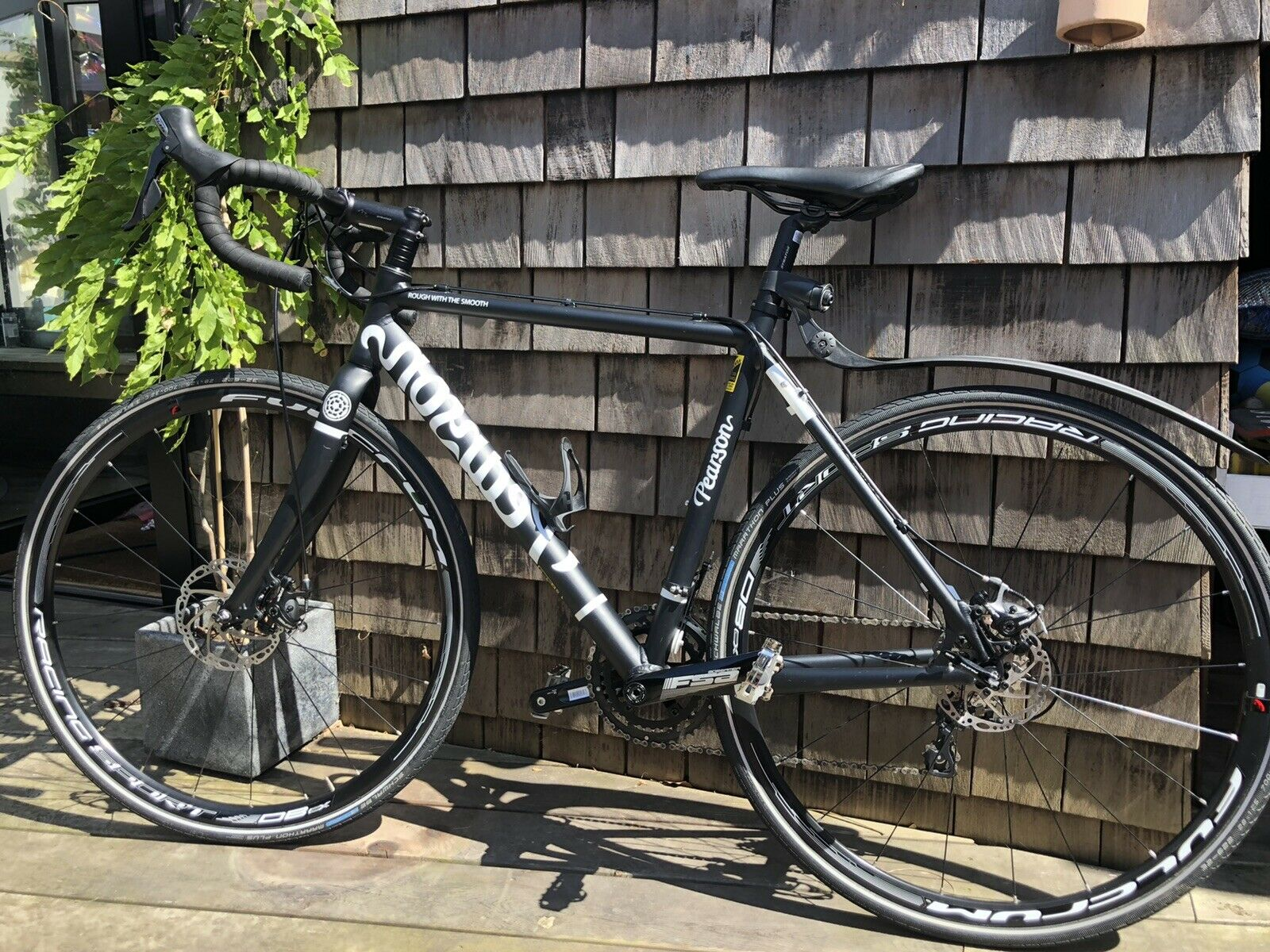 PEARSON Rough With The Smooth 2017 S, Cyclocross – Nearly New, Only 80miles!